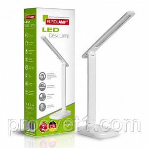 Светодиодный настольный светильник EUROLAMP LED в стиле хайтек 5W 3000-5000K
