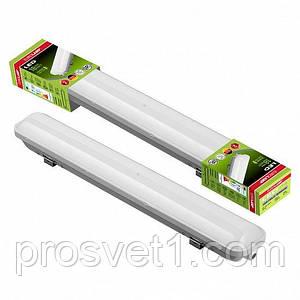 Светодиодный линейный светильник EUROLAMP LED IP65 18W 5000K (0.6m)