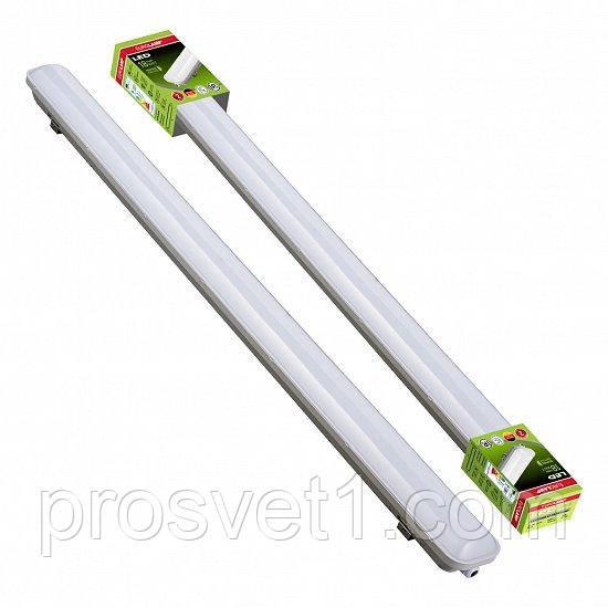 Светодиодный линейный светильник EUROLAMP LED IP65 36W 5000K (1.2m)