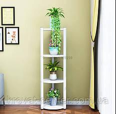 """Подставка для цветов из натурального дерева """"Эмели"""" от производителя (цвет на выбор), фото 3"""