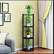 """Подставка для цветов из натурального дерева """"Эмели"""" от производителя (цвет на выбор), фото 2"""