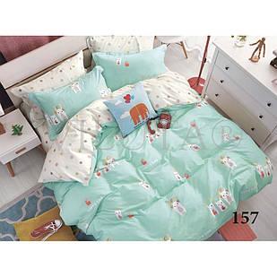 Комплект постільної білизни дитячий Сатин Viluta комплект в дитяче ліжко