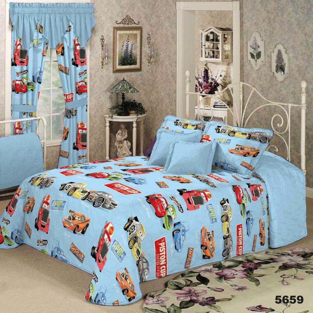 Комплект постельного белья подростковый Вилюта Ранфорс полуторный комплект