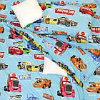 Комплект постельного белья подростковый Вилюта Ранфорс полуторный комплект, фото 2
