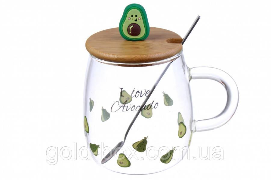 Чашка I love Avocado