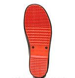 Ботинки мужские водонепроницаемые Nordman Beat ПС-30 с серой подошвой, фото 4
