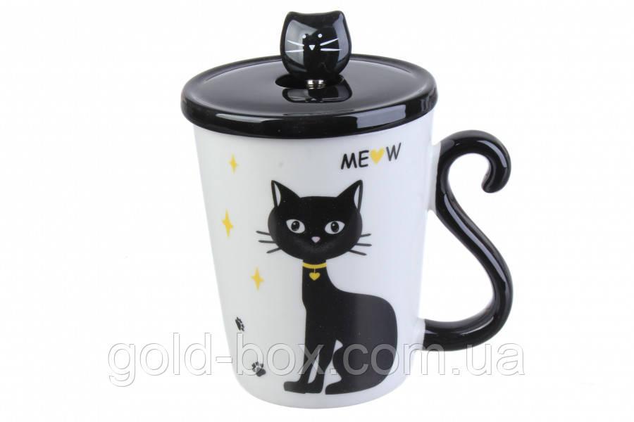 Чашка на подарок Meow