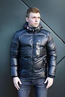 Мужская дутая зимняя куртка GLO-Story, Венгрия (Черный)