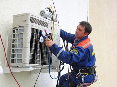 Стоимость установки кондиционера донецк установка подогрева дренажа кондиционера