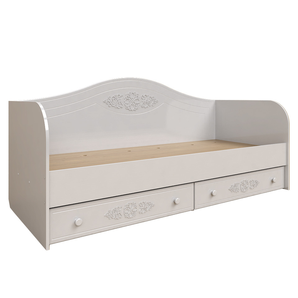 Белль АС-10 Кровать (80*200)