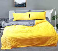 ТМ TAG Комплект постельного белья зима-лето Yellow