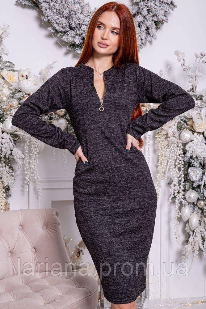 Платье 153R096 цвет Грифельный
