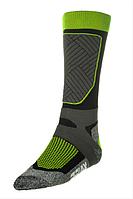 Носки лыжные Relax Compress RS030A 43-46 L Green-Grey