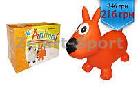Попрыгун резиновый Собака BA-3004 (резина, р-р 60Lx20Wx50Hсм)