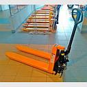 Гидравлическая тележка MD-HA10 высокоподъемная Giant Move, вилы 1190мм, фото 3