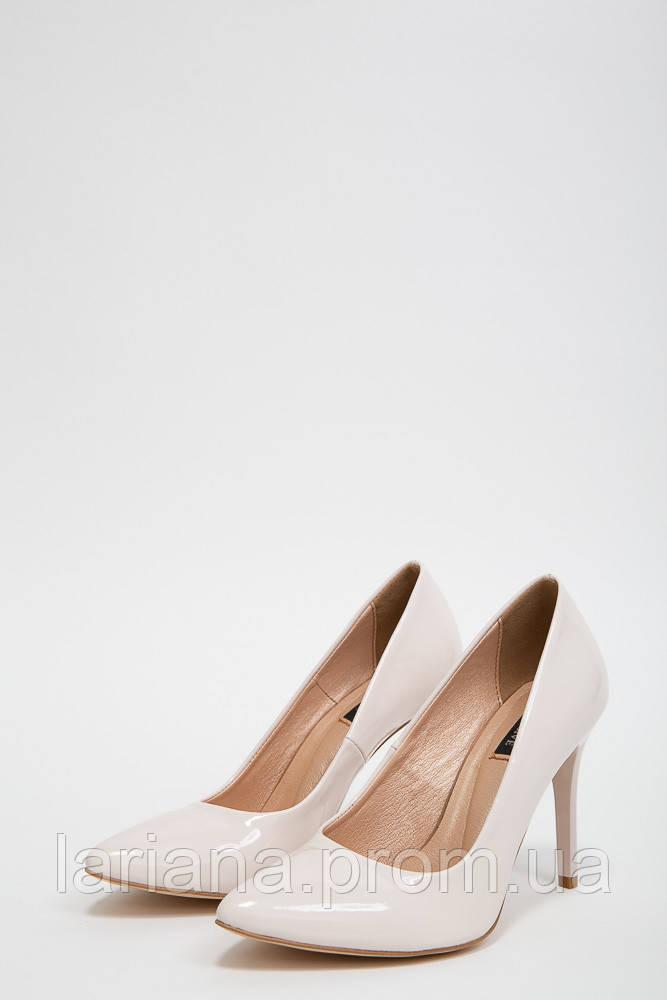 Туфли женские 148R003 цвет Бежевый