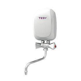 Водонагреватель Tesy проточный 5,0 кВт со смесителем IWH 50 X01 KI