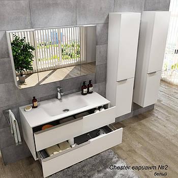 Комплект мебели для ванной Marsan CHESTER