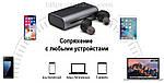 Беспроводные наушники Wi-pods G1 гарнитура Bluetooth 5.0  оригинал с кейсом Power Bank, фото 2