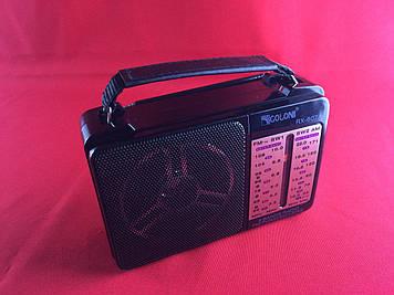 Радиоприёмник всеволновой GOLON RX-607 (USB,Micro USB,AUX)