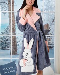 Женские теплые халаты Турция