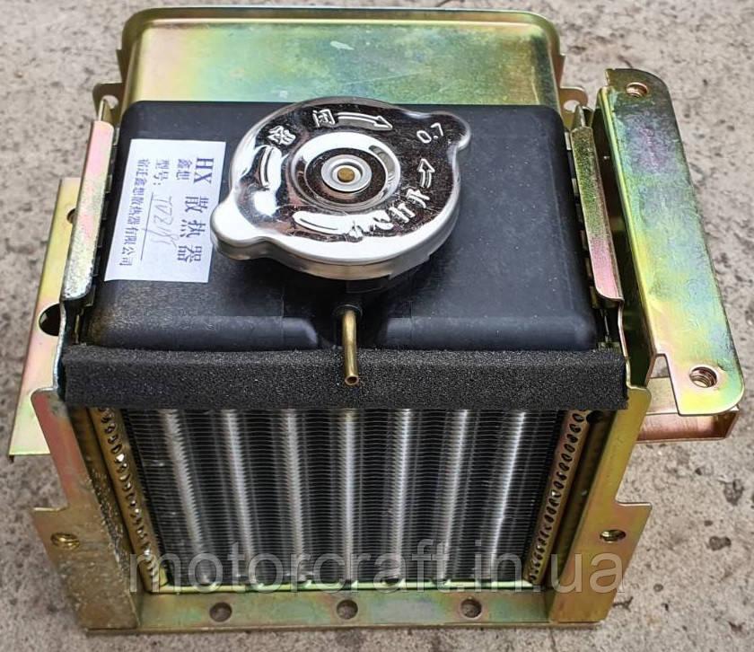 Радіатор охолодження РО-1МТ R-195ANDL Алюміній