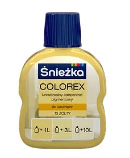Барвник COLOREX 13 жовтий 100мл