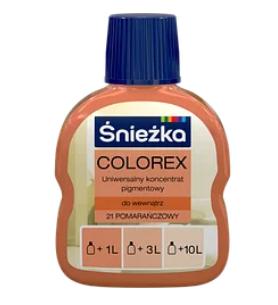 Барвник COLOREX 21 помаранчевий 100мл