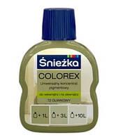 Барвник COLOREX 72 оливковий 100мл