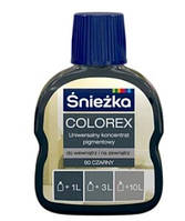 Барвник COLOREX 90 чорний 100мл