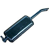 Глушитель короткий 60-1205015к ЮМЗ-6, фото 2