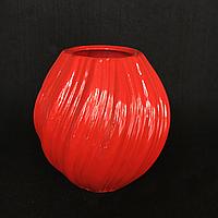 Ваза для декора Лия (Красный)