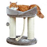 Когтеточки и игровые центры для котов
