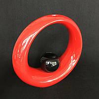 Ваза для декору Орбіта 2 (Чорно-Червоний)