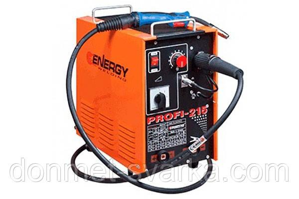 Сварочный аппарат полуавтомат ПДГ -215 Профи Энергия
