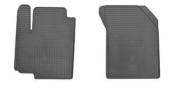 Коврики в салон резиновые передние для FIAT Sedici  2006-2014 Stingray (2шт)
