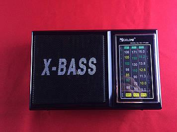 Радиоприемник GOLON RX-166 (USB,Micro USB,AUX)