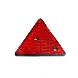 Світловідбивач (червоний, трикутнику.) (пр-во Руденск) 3232.3731