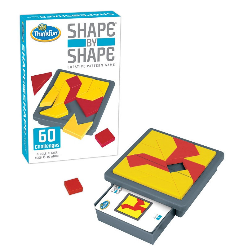 Игра-головоломка Shape By Shape ThinkFun 5941