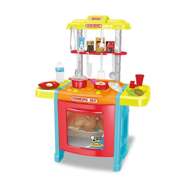 Детская игрушечная кухня 922-14A