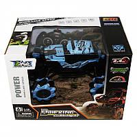 Машина на радиоуправлении Монстр-трак Rock Crawler 628A Синий