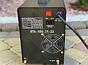 Сварочный полуавтомат Sirius MIG/MAG/MMA/TIG-300M инверторный, фото 8