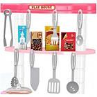 Детская игрушечная кухня 922-15A Розовый, фото 2