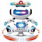 Танцующий светящийся робот Игрушка Танцующий робот Digital Warrior 360