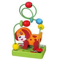Деревянный лабиринт Viga Toys Собачка (59662), фото 1