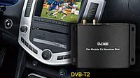 Автомобильный цифровой тюнер DVB-T2 DT7