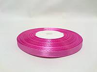 Лента атласная 0,5см / 33метра пурпурная №19a