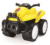 """Квадроцикл Keenway """"Воротилы"""" желтый, фото 2"""