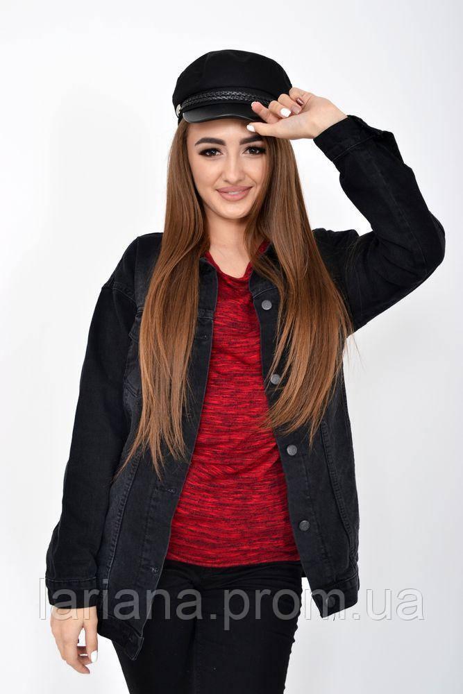 Куртка женская 103R064 цвет Черный