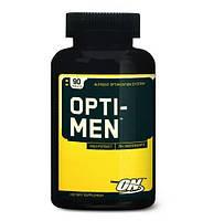 Комплекс Витамины и Минералы для мужчин Optimum Nutrition Opti-Men - 240 таб